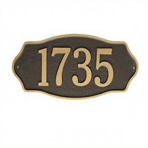 Address Plaques & Signs