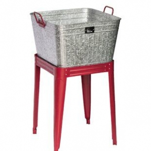 Coolers, Baskets & Tubs