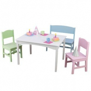 Toddler & Kids Table & Chair Sets