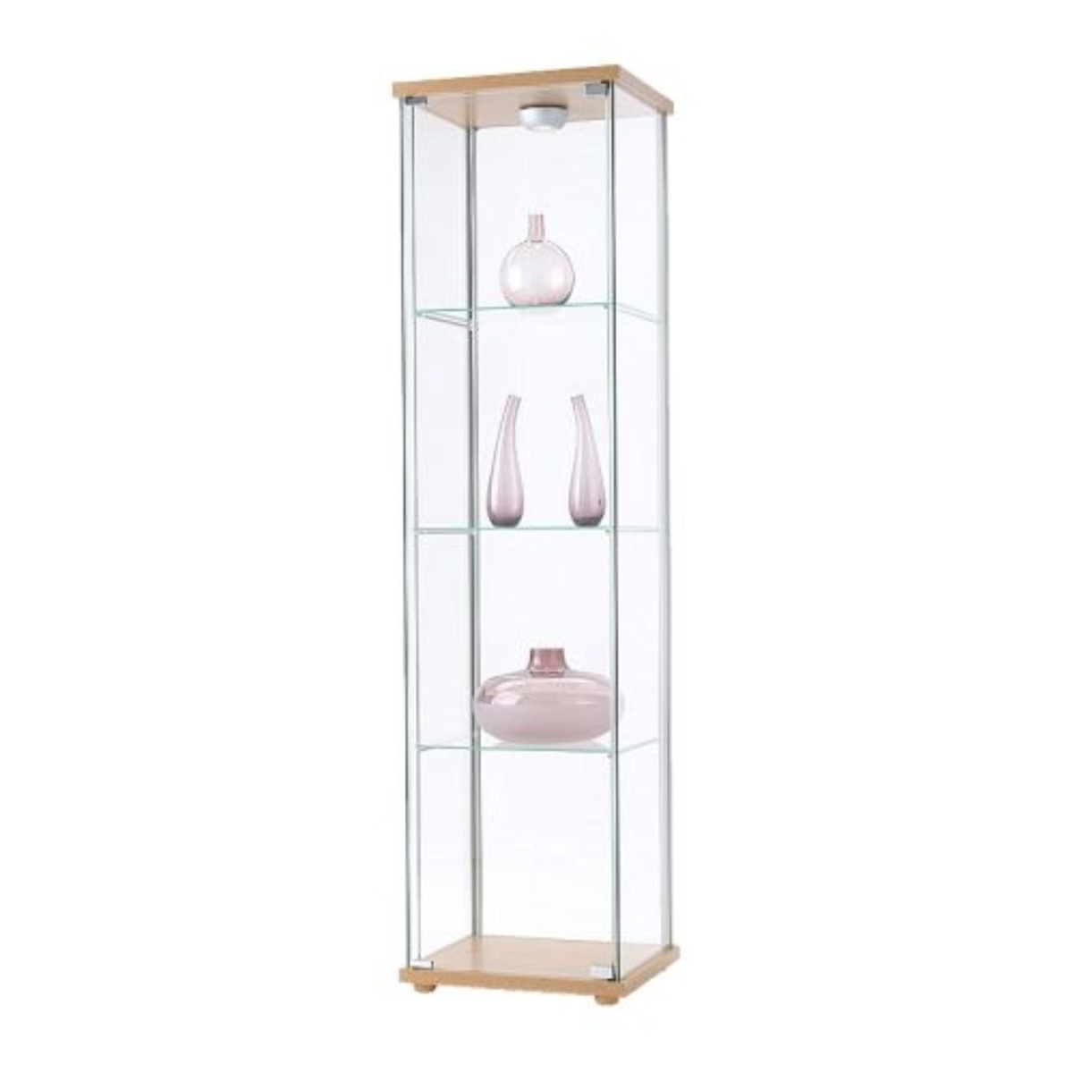 Glass Curio Cabinets Ideas On Foter