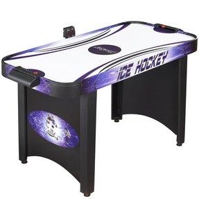 Air hockey scoreboard foter hathaway hat trick air hockey table blackblue 4 feet keyboard keysfo Images