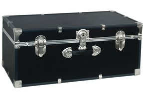 Mercury Seward Trunk The Collegiate Collection, Black, One Size