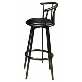 Lovely 29 Bar Stools with Back