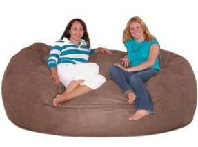 Cozy Sack Bean Bag Chair Earth - Extra Large 7'