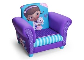 Delta Children's Products Disney Doc Mcstuffins Upholstered Chair
