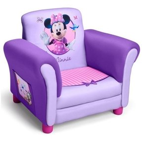 Delta Children's  Products Minnie Mouse Upholstered Chair
