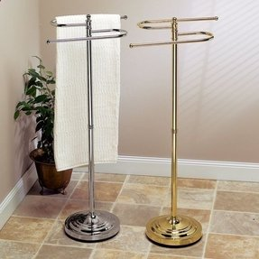 Towel Ring Stand Ideas On Foter