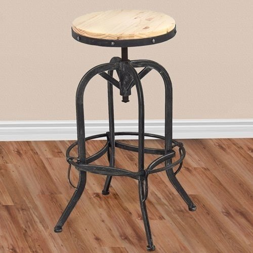 Amazing Industrial Barstools Home Design Ideas