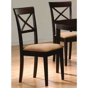 Chair Designs For Dining Room wood dining chairs - foter