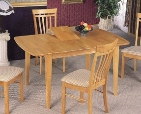 Butterfly Leaf Dining Table - Ideas on Foter