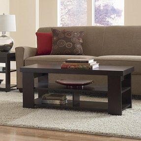 Hollow Core Coffee Table