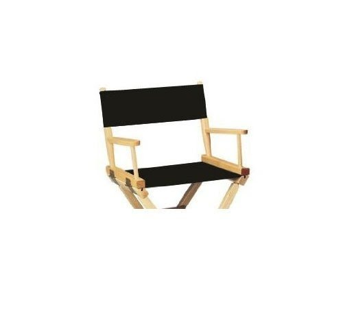 Replacement Cover Canvas For Directoru0027s Chair (Flat Stick)