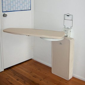 LifeStyle OSUV-01 Vertical Size Wall Mounted Ironing Center