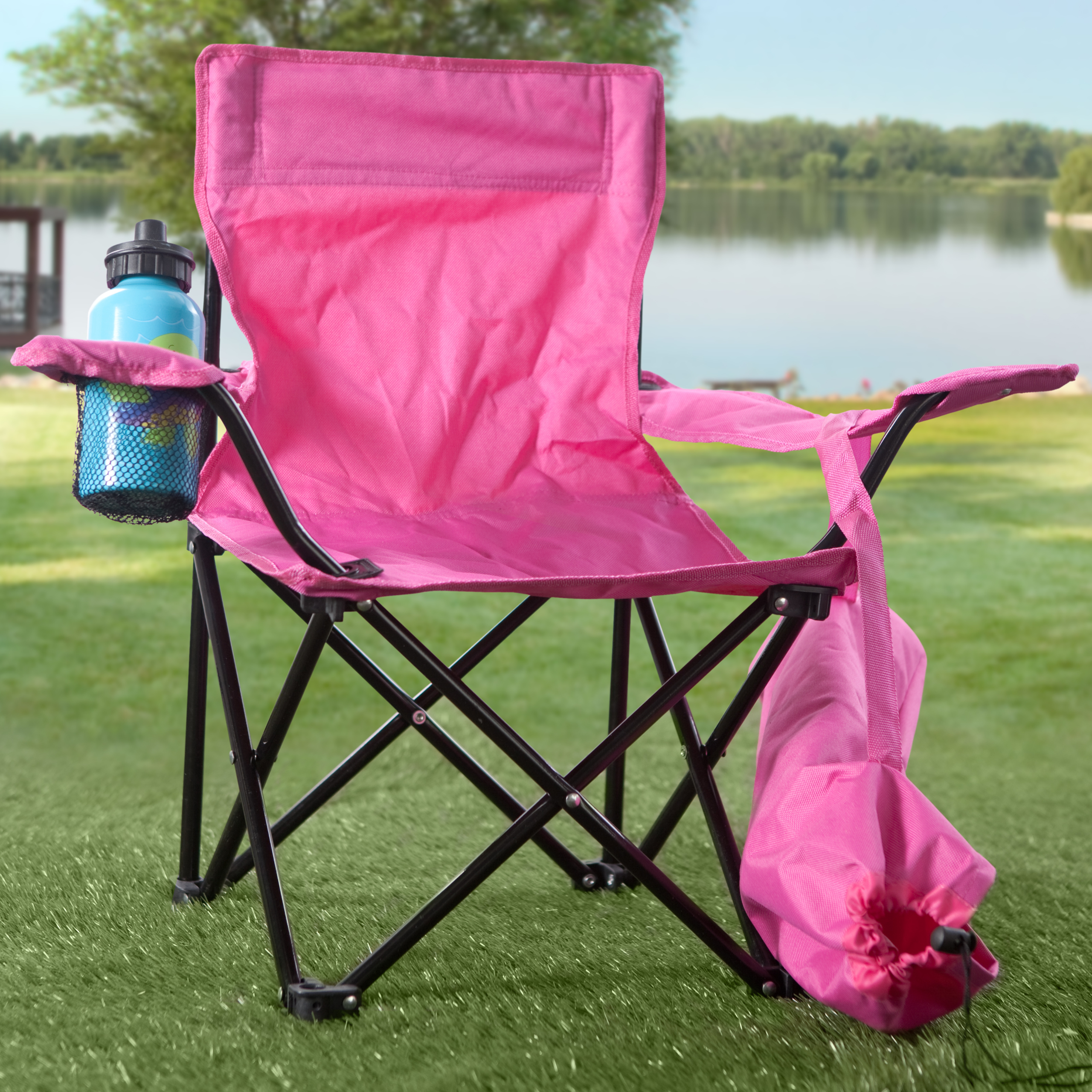 Redmon For Kids Kids Folding Camp Chair