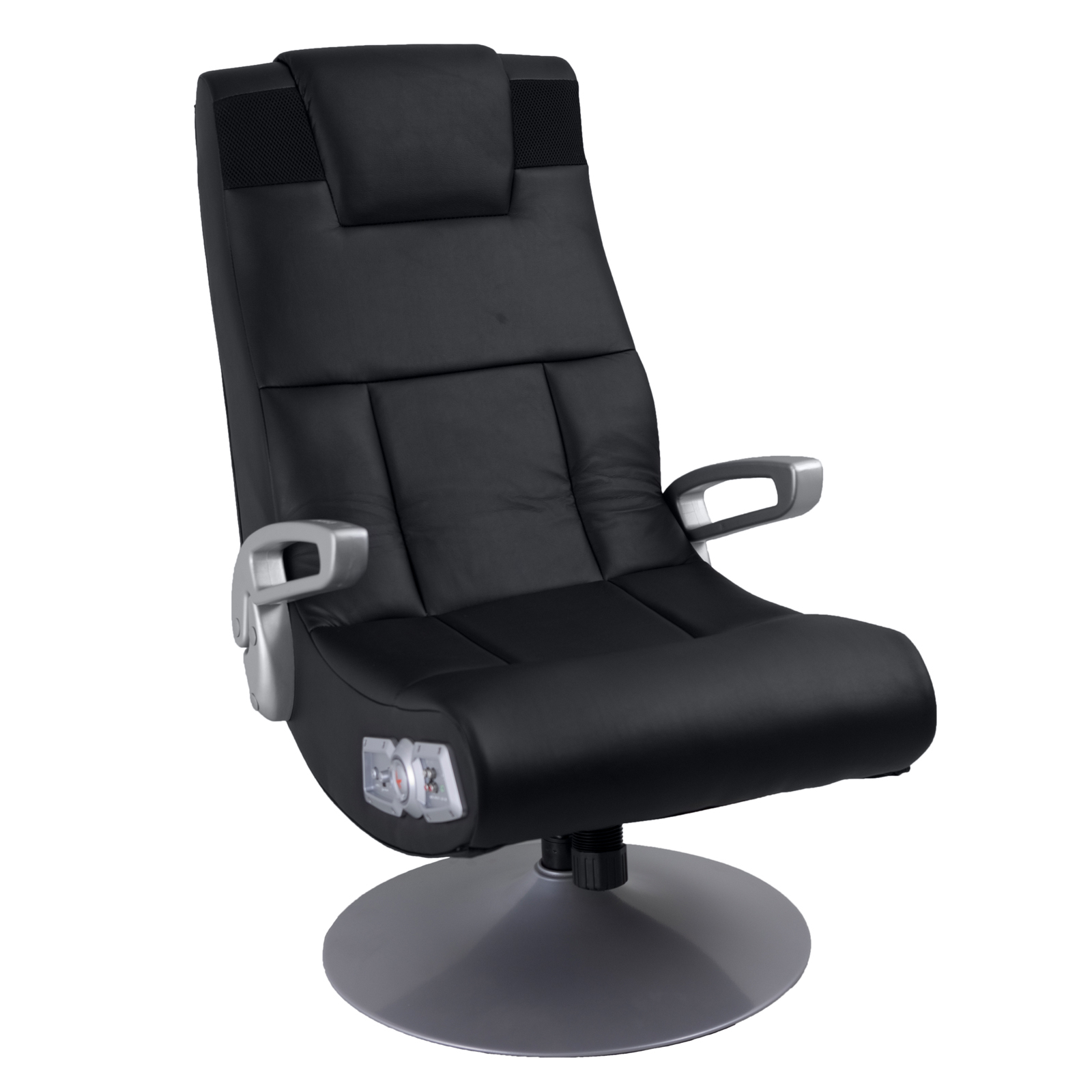 Delicieux Ace Bayou Xfunctional Media Furniture X Pedestal Audio Gamer Chair