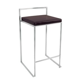 Fuji Counter Stool Black