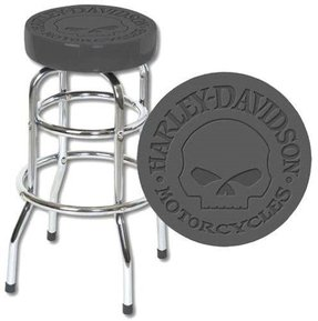 Pleasing Harley Davidson Bar Stools Ideas On Foter Caraccident5 Cool Chair Designs And Ideas Caraccident5Info