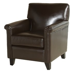 Remarkable Leather Club Chairs Ideas On Foter Ncnpc Chair Design For Home Ncnpcorg