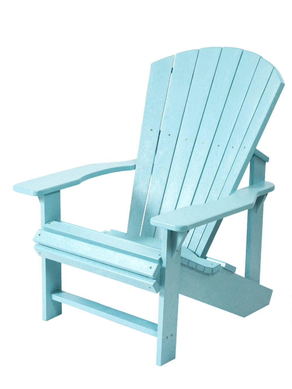 Delicieux Generations Kids Adirondack Chair Color: Aqua