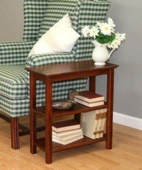 Chairside Bookshelf