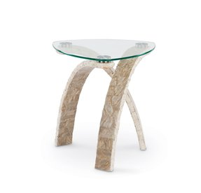 Magnussen Cascade T1884-22 Oval End Table
