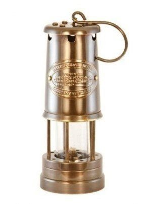 Vintage Brass Oil Lamp Foter