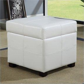 Awesome Vinyl Ottomans Ideas On Foter Creativecarmelina Interior Chair Design Creativecarmelinacom
