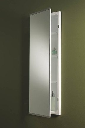 Broan-NuTone 625 Bel Aire Narrow Body Frameless Medicine Cabinet