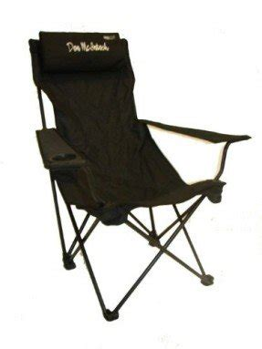 Personalized Classic Bubba Hi Back Quad Chair (Black)