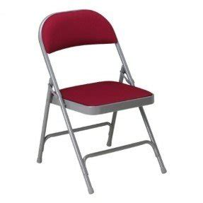 Charmant 300 Series Fabric Upholstered Folding Chair