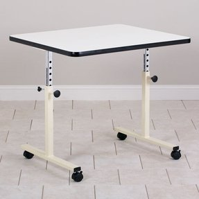 CLINTON WORK ACTIVITY TABLES Personal work table w/ stationary top Item# 76-32K