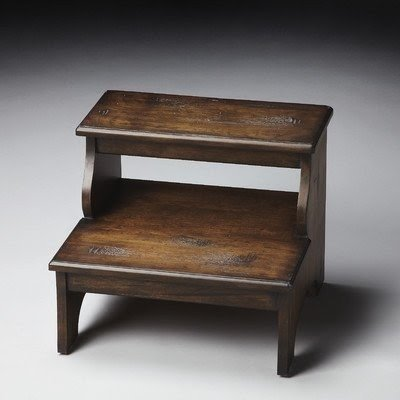 Masterpiece 18 in. Step Stool
