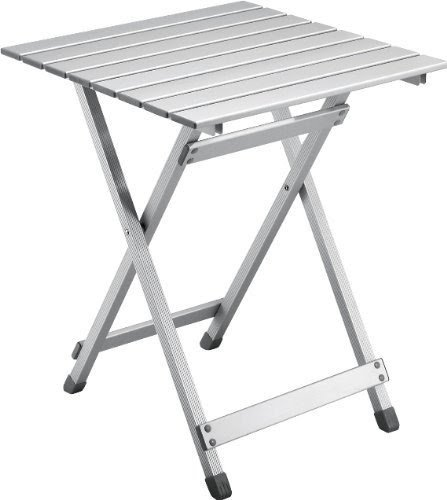 "Ming's Mark TA-8120 20"" X 20"" X 24 5"" Square Aluminium Table Sturdy"