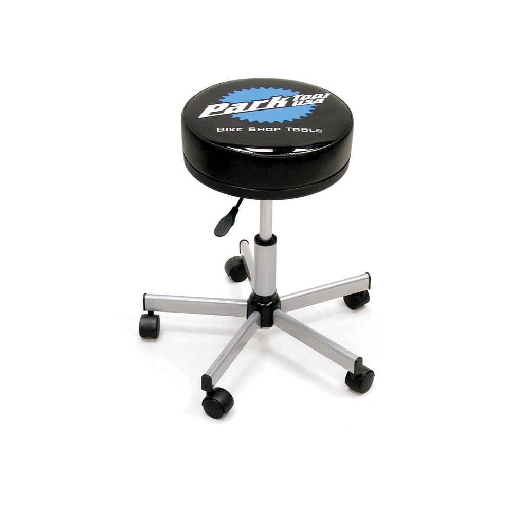 Incroyable Park Tool Rolling, Adjustable Height Shop Stool