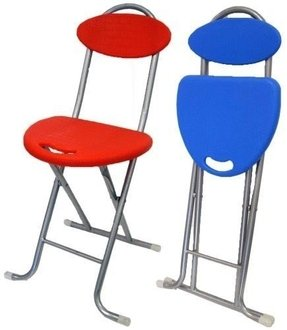 Portable Folding Chair : ( Pack of 6 Pcs )