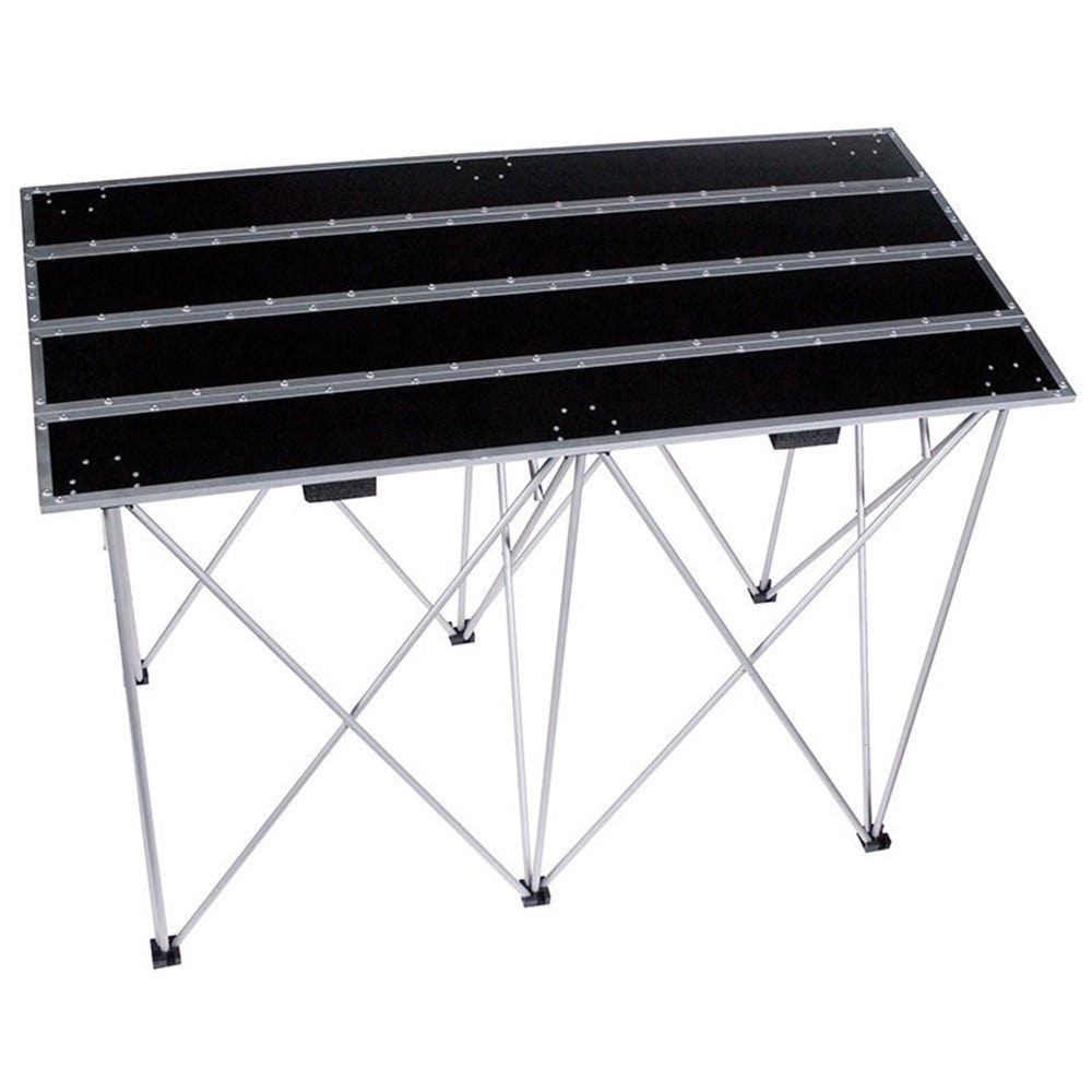 Road Ready RRSTANDT1 Fold Out 30 Inch Tall Multipurpose Table