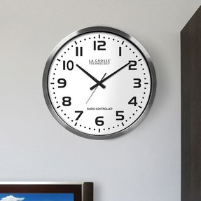 Large Wall Clock Foter