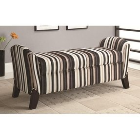 Fantastic Upholstered Storage Bench With Arms Ideas On Foter Gamerscity Chair Design For Home Gamerscityorg