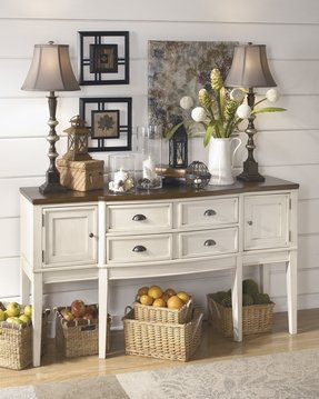 on ralene rooms images cabinets owenshomefurnis by overstock dining sideboard signature big and ashley design buffets brown china servers discounts room shopping server best