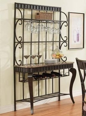 Baker's Rack in Espresso by Acme Furniture