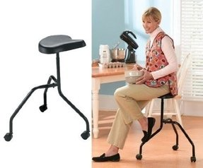 Roll About Stool
