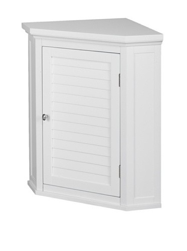Slone Corner Wall Cabinet