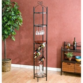 Southern Enterprises Celtic Wine Tower