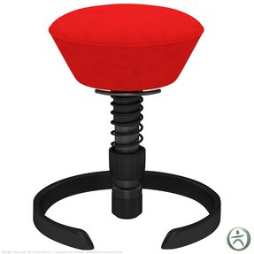 Swopper by Aeris, Distributed by VIA Special Edition Ergonomic Stool Chair