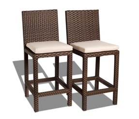 Atlantic Monza Barstools, Pack of 2