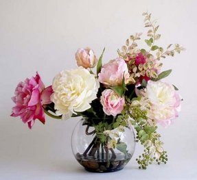 Artificial flower arrangements for home foter artificial flower arrangements for home mightylinksfo