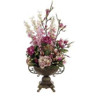 Large Artificial Floral Arrangements Ideas On Foter