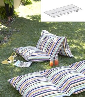 Outdoor Floor Cushions. Outdoor Floor Pillows Cushions M - Itook.co