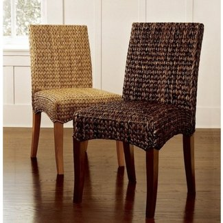 Seagrass chair 8