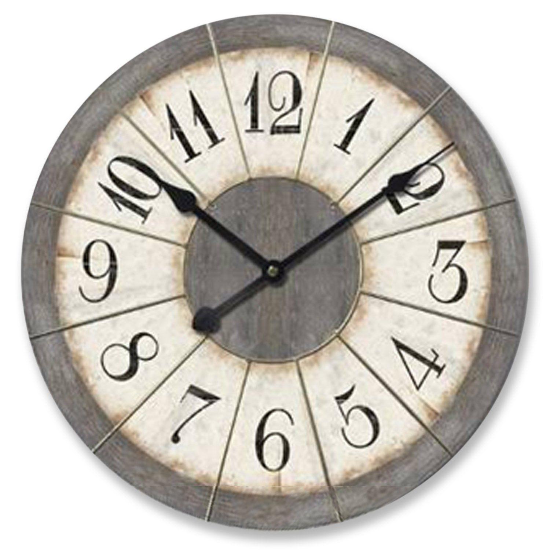 Ashton Sutton Large Wall Clock